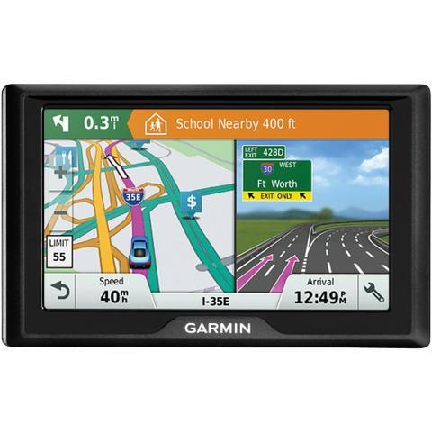 Imagem de GPS Automotivo Garmin Drive 51 MPC Brasil (mapa Brasil)