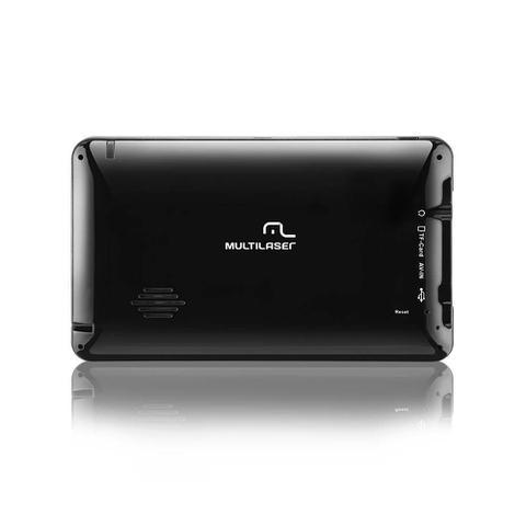 Imagem de GPS LCD 7 Pol. Touch Tv Digital Rádio FM Tts E-Book Multilaser - GP038