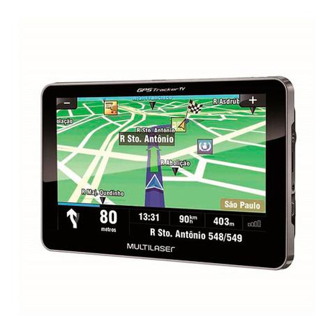 Imagem de Gps Multilaser Lcd 7 Polegadas Touch Tv Digital E-Book Gp038