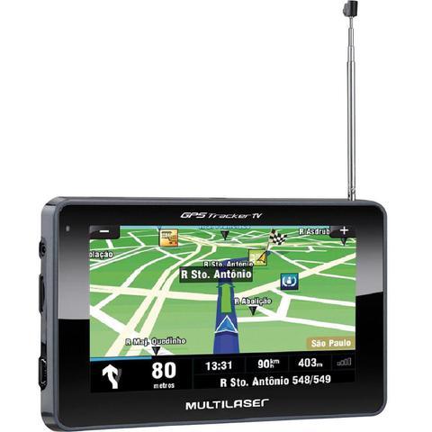 Imagem de GPS Multilaser Tracker III Tela 4.3