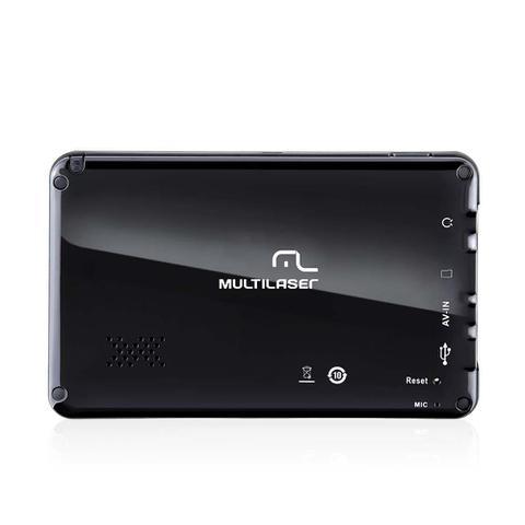 Imagem de GPS Multilaser Tracker TV LCD 4,3 Pol. Touch FM Câmera de Ré Avin - GP035