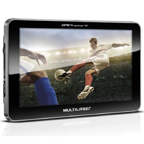 Imagem de Gps Tracker 7 Polegadas Com Tv Digital Usb Gp038 Multilaser