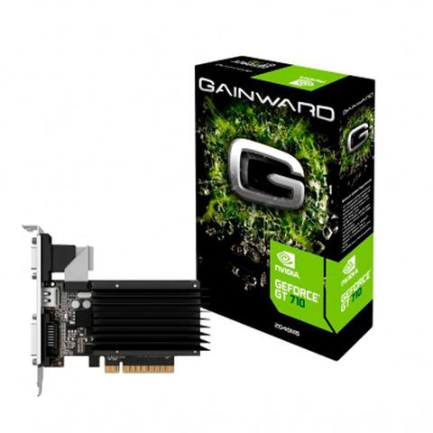 Placa de Vídeo Gainward Gt 710 2gb Ddr3