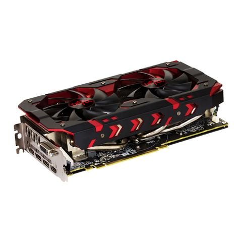 Imagem de Gpu rx 580 8gb red devil golden power color axrx580 8gbd5-3dhg/oc