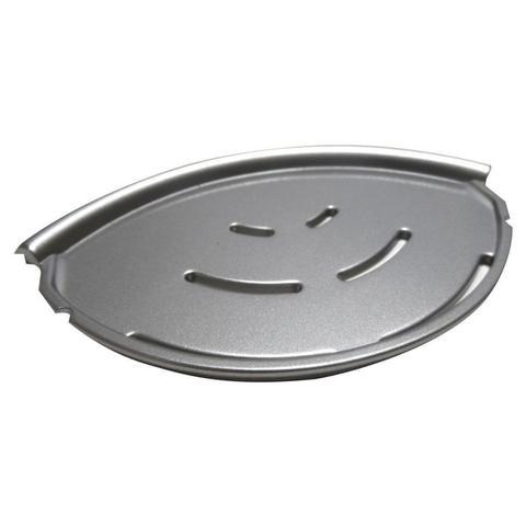 Imagem de Grade inox pingadeira refrigerador electrolux 67492750