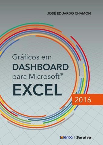 Imagem de Gráficos Em Dashboard Para Microsoft Excel 2016