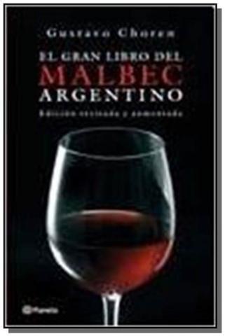 Imagem de Gran libro del malbec argentino, el             01