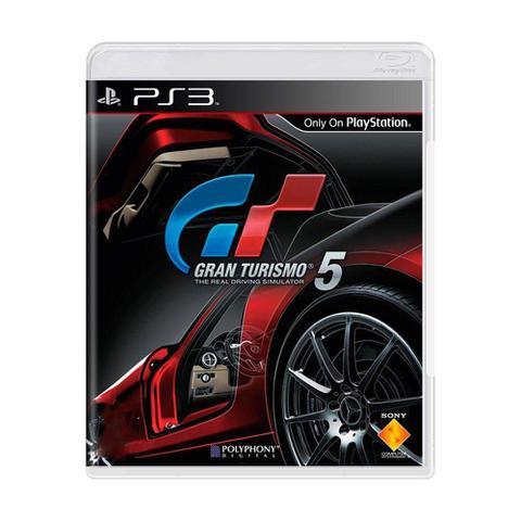Jogo Gran Turismo 5 - Playstation 3 - Sony