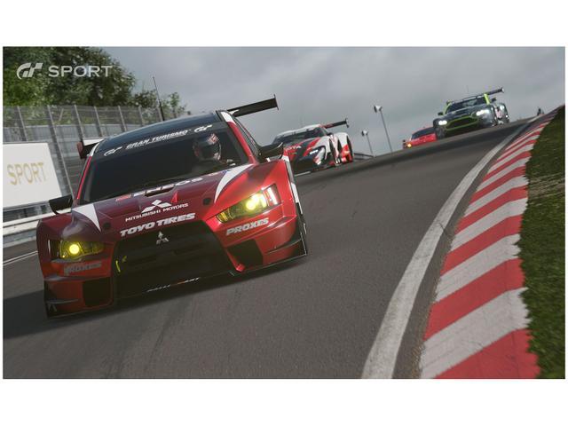 Imagem de Gran Turismo Sport PlayStation Hits para PS4