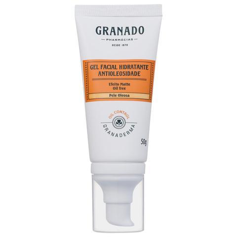 Imagem de Granado Granaderma Antioleosidade - Gel Hidratante Facial 50g