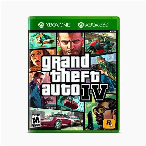 Imagem de Grand Theft Auto IV (GTA 4) - Xbox 360/Xbox One