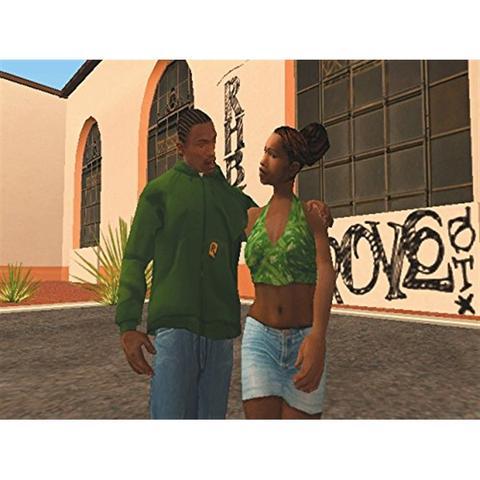Imagem de Grand Theft Auto: San Andreas - Xbox 360