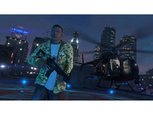 Imagem de Grand Theft Auto V para PS4