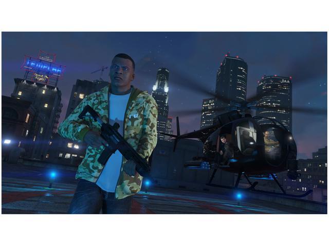 Imagem de Grand Theft Auto V Premium Online Edition
