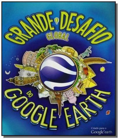 Imagem de Grande desafio global do google earth - Harper collins