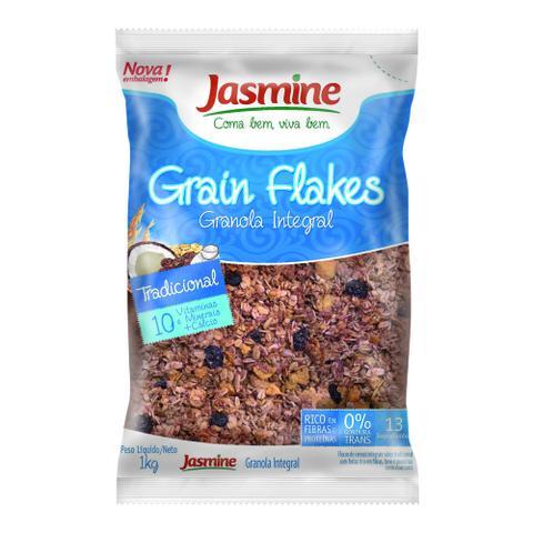 Imagem de Granola Integral Tradicional Jasmine 1kg