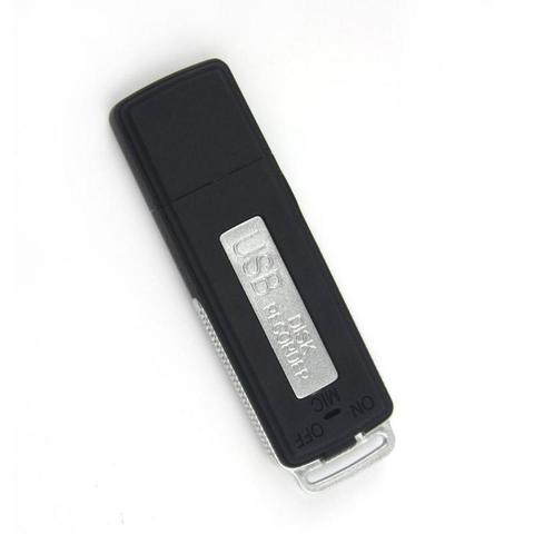 Imagem de Gravador de voz Escondido Em Pen Drive Espião discreto 8GB detetive particular