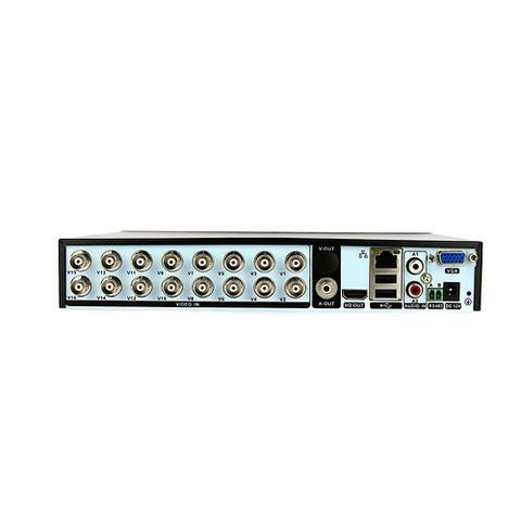 Imagem de Gravador Digital De Vídeo Para Câmera De Segurança 1080p HD 16 Canais DVR-7282 - Inova