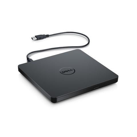 Imagem de Gravador externo de DVD/CD Slim Dell DW316 Preto