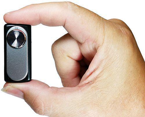 Imagem de Gravador Voz Espião Gravação Escuta Em Ambiente Spy