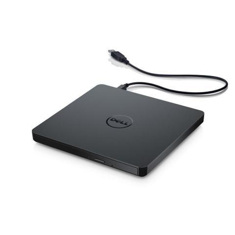 Imagem de Gravadora de DVD Externo Dell Slim USB DW316 Preto
