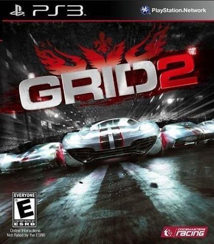 Jogo Grid 2 - Playstation 3 - Codemasters