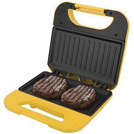 Imagem de Grill e Sanduicheira Britânia Toast BGR01A 750W