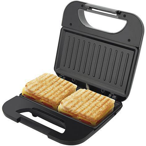 Imagem de Grill e Sanduicheira Britânia Toast BGR01S 750W