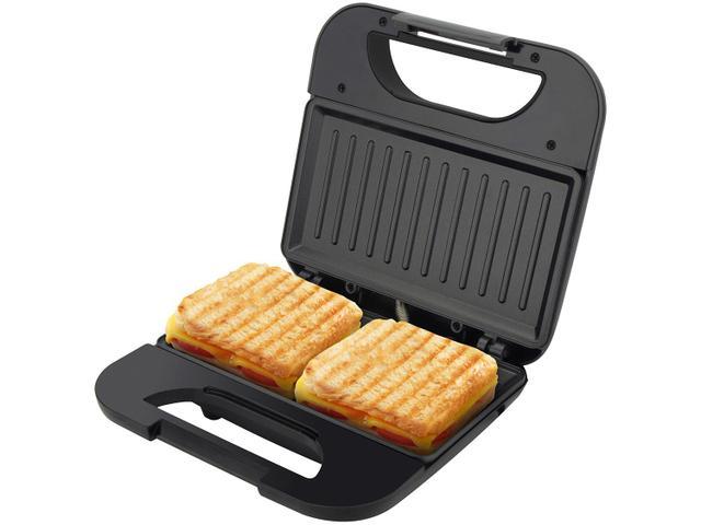 Imagem de Grill/Sanduicheira Britânia Toast BGR01P