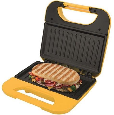 Imagem de Grill Toast BGR01 Amarela 127 Volts - Britania