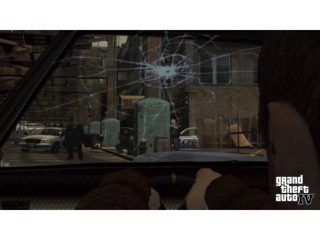 GTA IV - Grand Theft Auto IV para Xbox 360 - Rockstar