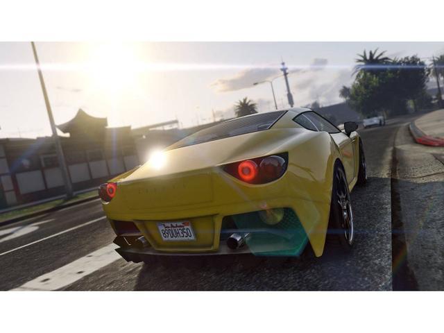 Imagem de GTA V para PS3