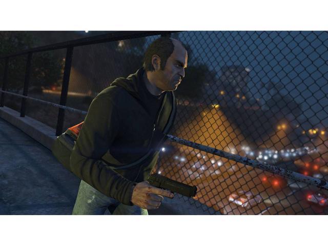 Imagem de GTA V para Xbox 360