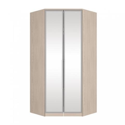 Imagem de Guarda Roupa Canto Modulado com Espelho 2 Portas Diamante Henn Fendi