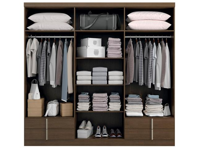 Imagem de Guarda-roupa Casal 6 Portas