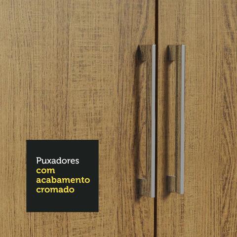 Imagem de Guarda-Roupa Casal Madesa Vip 6 Portas Batentes