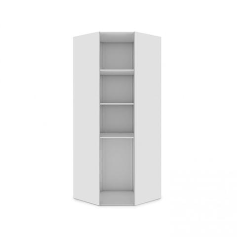 Imagem de Guarda Roupa Modulado Canto 1 Porta Vegas Fama Móveis Branco