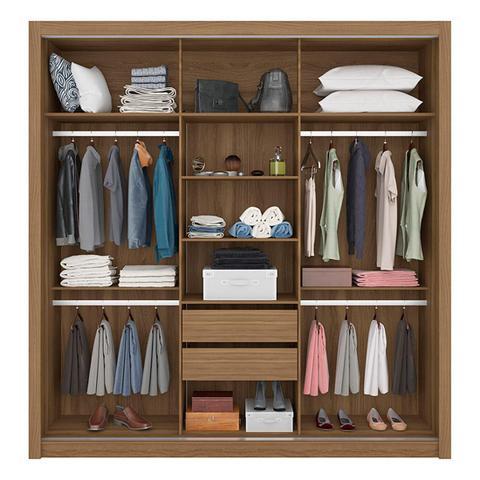 Imagem de Guarda-roupa Residence 2 Demóbile