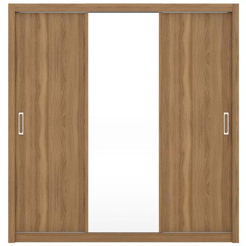 Imagem de Guarda-Roupa Residence 3 Portas de Correr Amendola/Off White