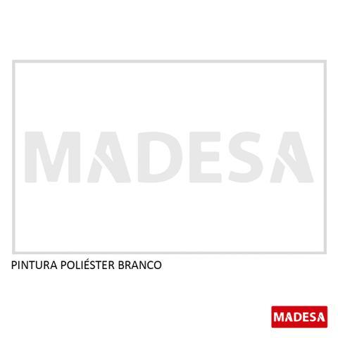 Imagem de Guarda-Roupa Solteiro Madesa Luke 2 Portas de Correr de Madeira
