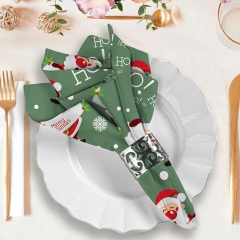 Imagem de Guardanapo de Natal Merry Christmas