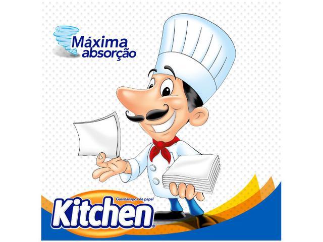 Imagem de Guardanapo Folha Simples Kitchen