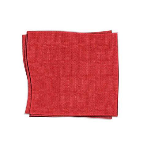 Imagem de Guardanapos de Papel Vermelho 50 unidades