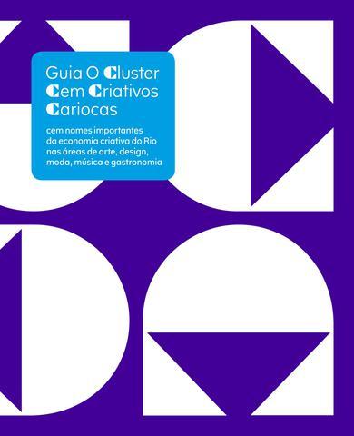 Imagem de Guia o Cluster: Cem Criativos Cariocas - Jaguatiriva