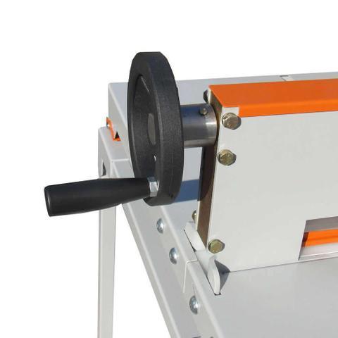 Imagem de Guilhotina Semi Industrial 43cm 300fls GEX-430 c/mesa Marpax