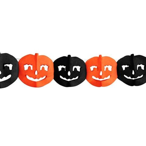 Imagem de Guirlanda Abóbora Halloween