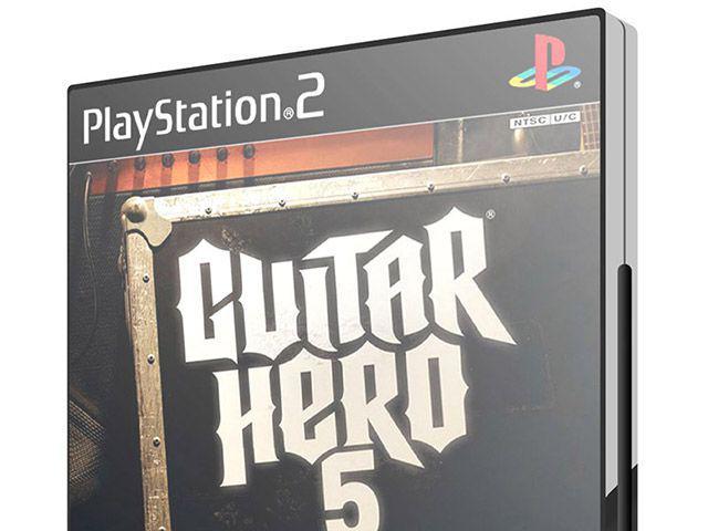 Imagem de Guitar Hero: 5 para PS2
