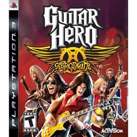 Imagem de Guitar Hero Aerosmith - Ps3