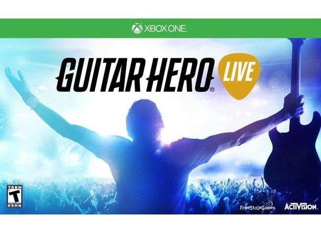 Imagem de Guitar Hero Live Bundle com Guitarra Xbox One