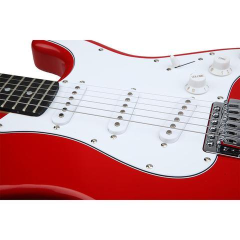 Imagem de Guitarra Elétrica Strato Vermelha AUBST19 Auburn